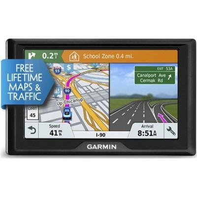 GPS навигатор Garmin Drive 51 LMT-S