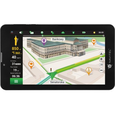 GPS навигатор NAVITEL T700 3G