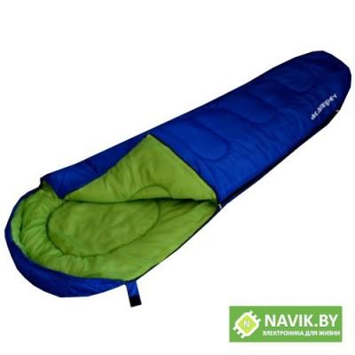 Спальный мешок кокон-мумия 250г /м2 ACAMPER 3 цвета