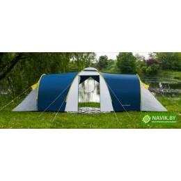 Палатка ACAMPER NADIR blue 6-местная