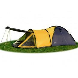 Палатка ACAMPER TRAPER 4-местная 3000 мм/ст синяя