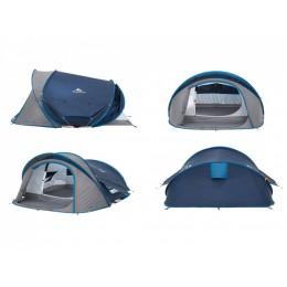 Палатка для кемпинга QUECHUA 2 SECONDS XL 2 AIR | 2-OS