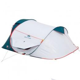 Палатка для кемпинга Quechua 2 Seconds 3 XL Fresh/Black