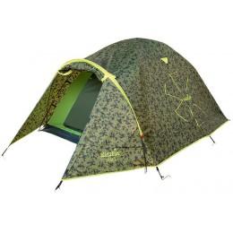 Палатка NORFIN ZIEGE 3 NC-10104 треккинговая 3-х местная