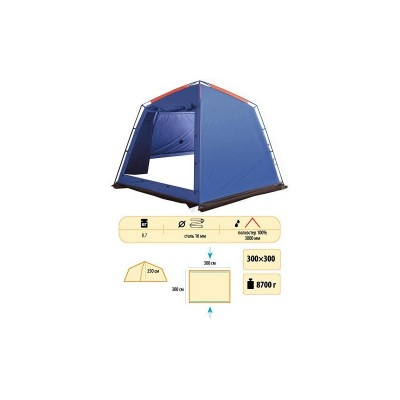 Палатка-шатер SOL BUNGALOW