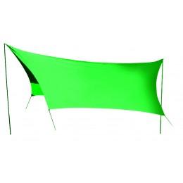 Тент со стойками SOL Tent green