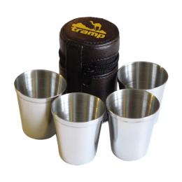 Набор стальных стаканов Tramp TRC-076