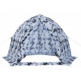 Зимняя палатка Лотос 3 (КМФ) КАМУФЛЯЖ