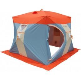 Палатка Митек Нельма Куб-3 люкс
