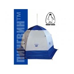 Палатка Пингвин 3 (с дышащим верхом) для рыбалки