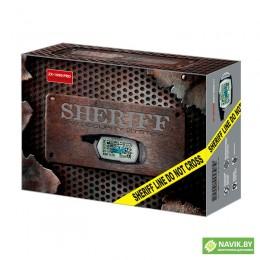 Автосигнализация Sheriff ZX-1090 PRO