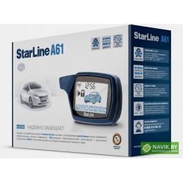 Автосигнализация StarLine A61 Dialog