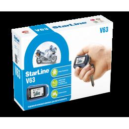 Мотосигнализация StarLine Moto V63