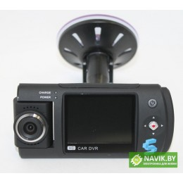 Автомобильный видеорегистратор Subini DVR-HD201