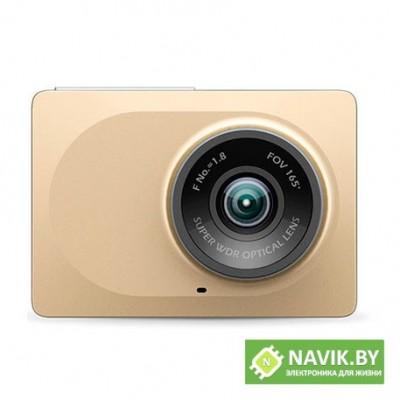 Автомобильный видеорегистратор Xiaomi Yi Smart Dash Camera Gold