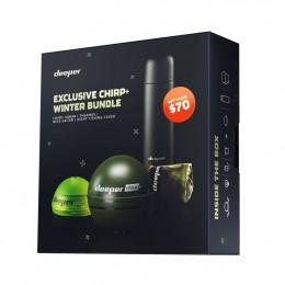 Подарочный набор эхолот Deeper CHIRP+