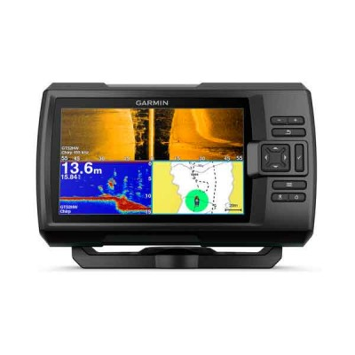 Эхолот Garmin Striker Plus 7sv c датчиком GT52HW-TM