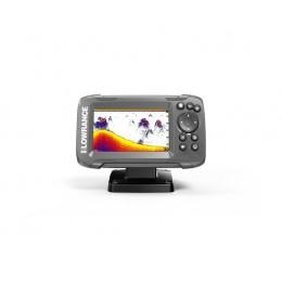 Эхолот-картплоттер Lowrance HOOK2-4x Bullet GPS