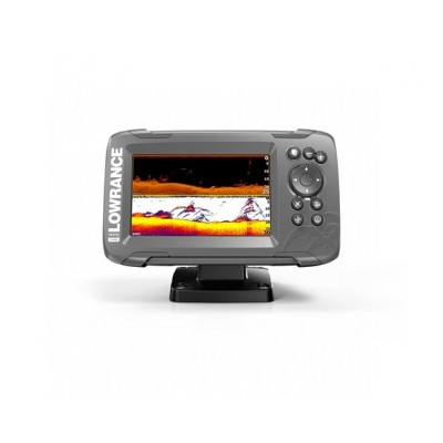 Эхолот-картплоттер Lowrance HOOK2-5 SplitShot GPS