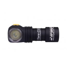 Налобный фонарь Armytek Tiara C1 Magnet USB + 18350 (белый свет)