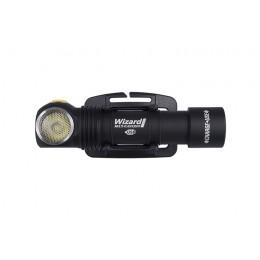 Налобный фонарь Armytek Wizard Magnet USB + 18650 (белый свет)