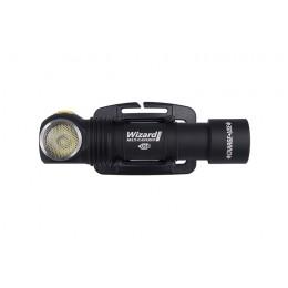 Налобный фонарь Armytek Wizard Pro Magnet USB + 18650 (белый свет)