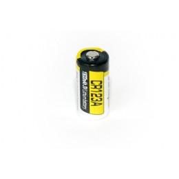 Литиевые батарейки Armytek CR123A. Незащищенные