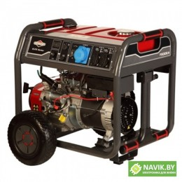 Бензогенератор BRIGGS & STRATTON ELITE 7500EA