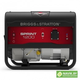 Бензогенератор BRIGGS & STRATTON SPRINT 1200