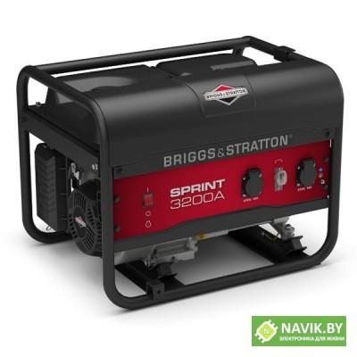 Бензогенератор BRIGGS & STRATTON SPRINT 3200A