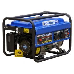 Генератор ECO PE-4001RS (2.8 кВт, 230 В, бак 15.0 л, вес 42 кг)