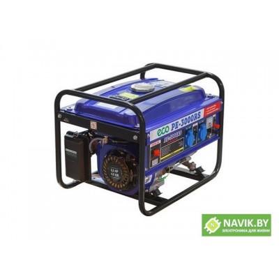 Генератор ECO PE-4000RS (2.8 кВт, 230 В, бак 15.0 л, вес 44 кг)