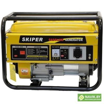 Бензогенератор Skiper LT3600B