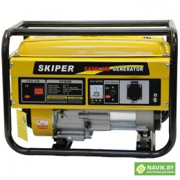 Бензогенератор Skiper LT3900B