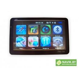 GPS навигатор Pioneer РМ-755 + видеорегистратор