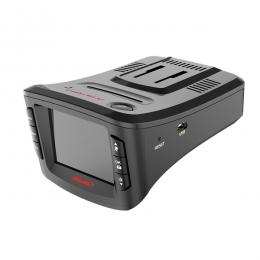 Автомобильный видеорегистратор с антирадаром SHO-ME Combo №5 А7