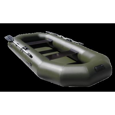 Надувная гребная лодка Helios Гелиос-24 (ПВХ)