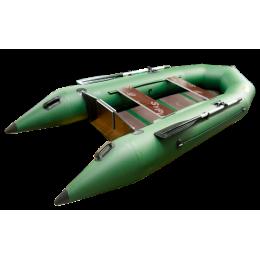 Лодка надувная под мотор Helios Гелиос-33МК (ПВХ)