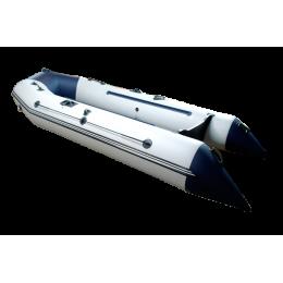 Лодка надувная под мотор Гелиос (Helios) Пилигрим-350 (ПВХ)