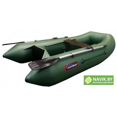Надувная моторно-гребная лодка Хантер 240