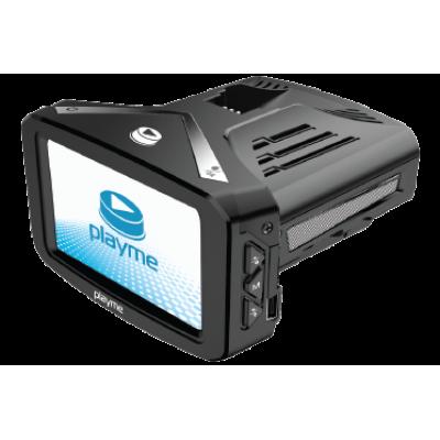 Радар-детектор + видеорегистратор Playme P300 Tetra