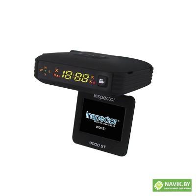 Радар-детектор + видеорегистратор Inspector 9000 ST
