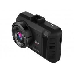 Автомобильный видеорегистратор ACV GX-9100 КОМБО +GPS-информатор