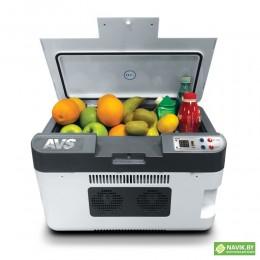 Автомобильный холодильник AVS CC-24WBC 24л 12V/24V/220V