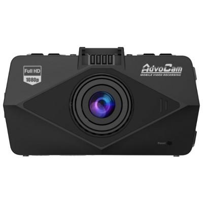 Автомобильный видеорегистратор AdvoCam-FD Black-II