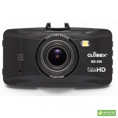 Автомобильный видеорегистратор Globex GU-214