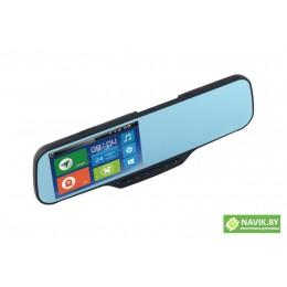 Jimi Android зеркало заднего вида с монитором и видеорегистратором JC900