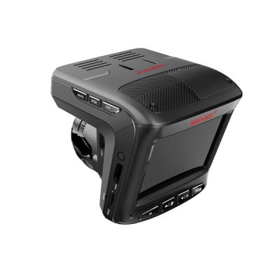 Автомобильный видеорегистратор с антирадаром SHO-ME Combo №3 A7