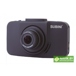 Автомобильный видеорегистратор Subini Х1
