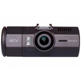 Автомобильный видеорегистратор ACV FULL HD GPS GQ815 Duo